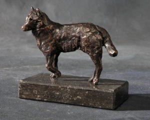 bronzen_wolf